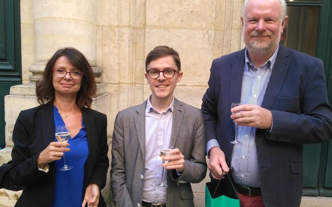 Prix de la Recherche SAES / AFEA 2018