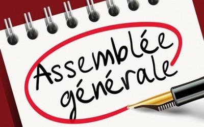 Assemblée générale le 6 juin 2020 en visioconférence
